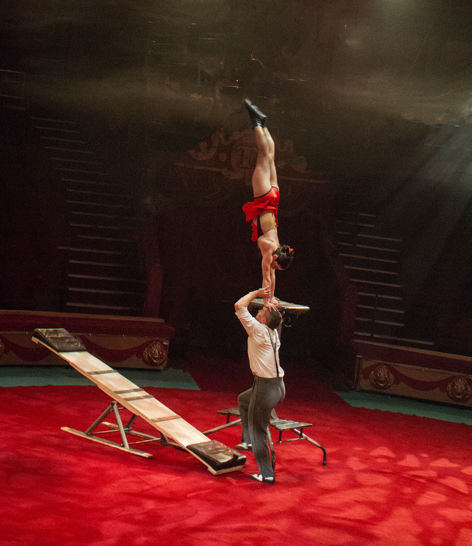 Blackpool Tower Circus by Alexander Gauld