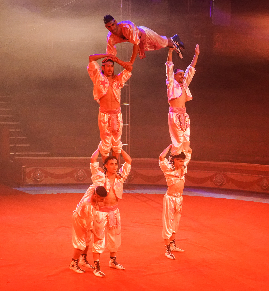 Blackpool Tower Circus by JC
