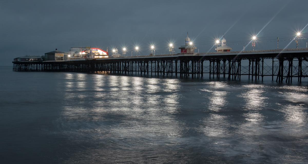 North Pier, by Matthew Polke