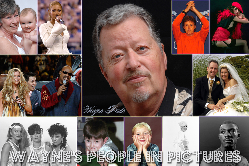 Wayne's People in Pictures