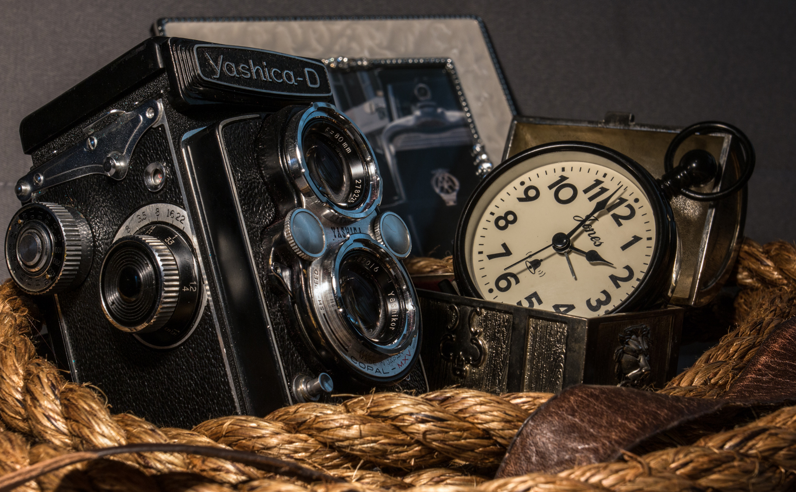 Capturing Time