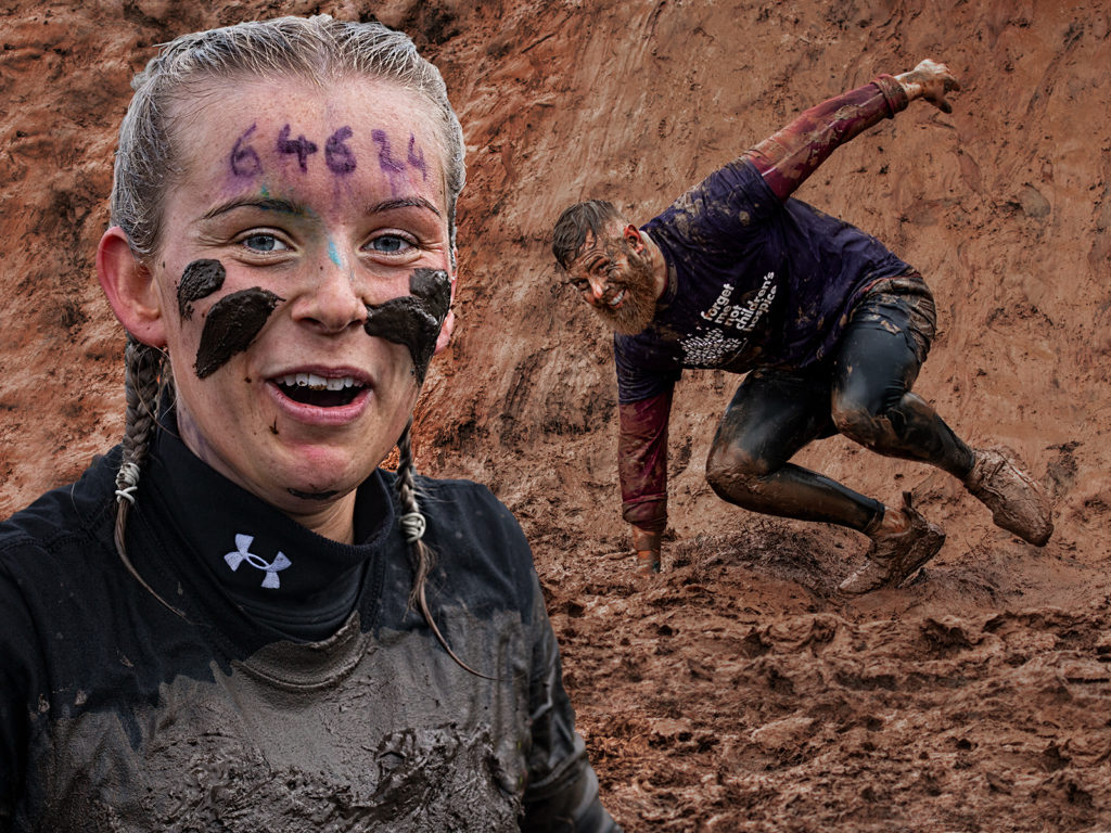 Tough Mudder Fun, by Robert Millin