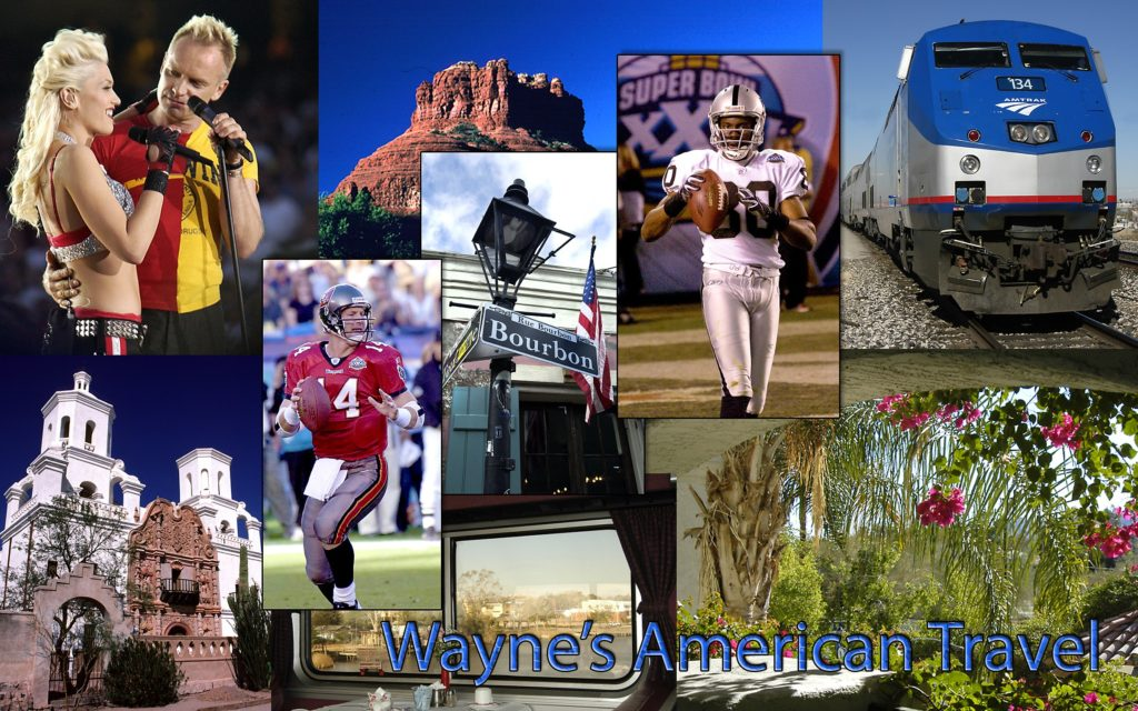 Wyne's American Travel