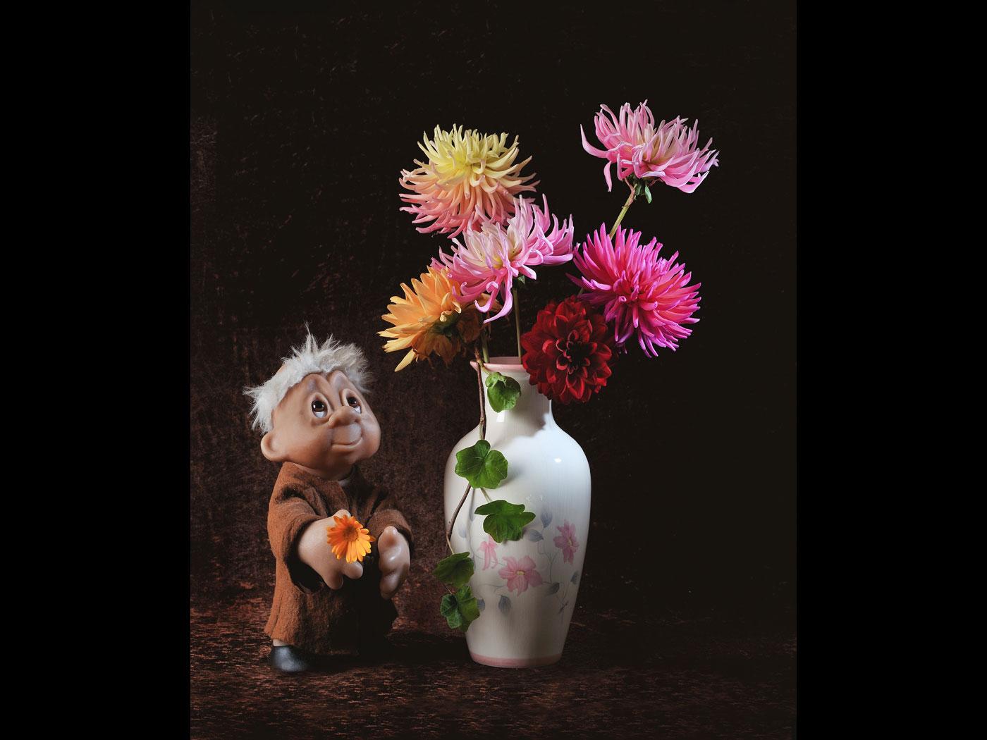 Flower Power, by Alan Cadman