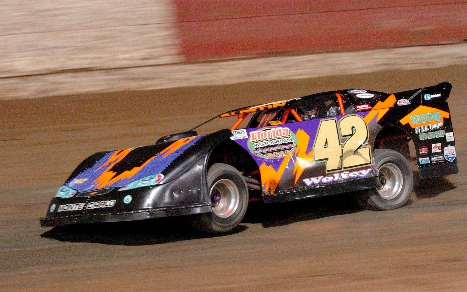 East Bay Raceway Park - Stock Car Racing - 2007 Winternationals - Florida USA, by Wayne Paulo