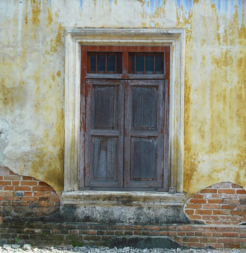 Window, by Alan Chamberlain