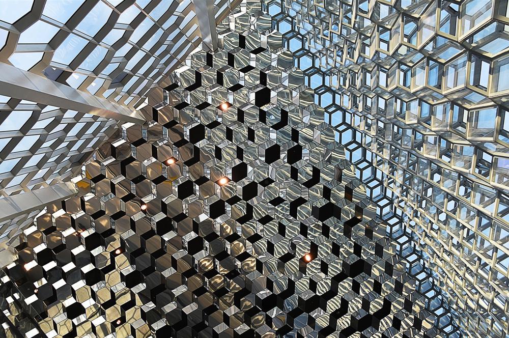 Geometric, by Dave Bibby