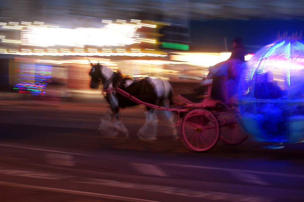 Horse &amp: Carriage, by Paul Cartwright