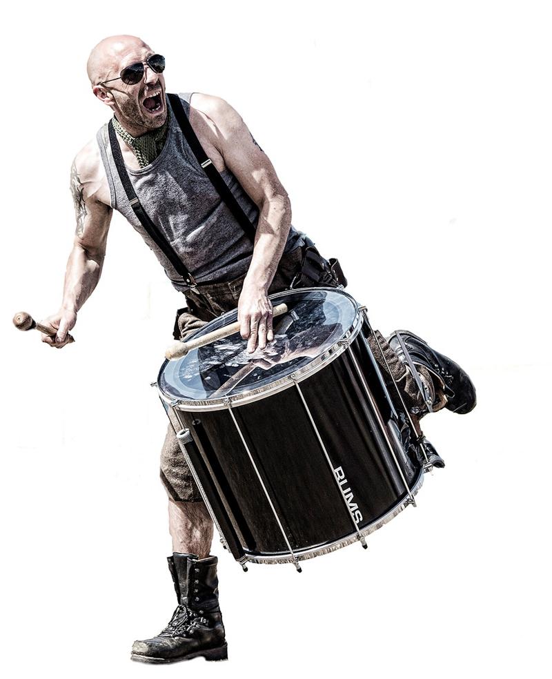 Little Drummer Boy, by Paul Twambley