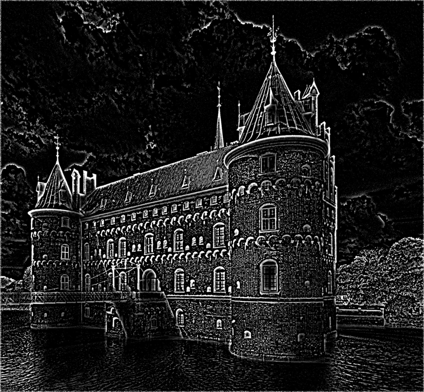 Haunted Castle, by Wayne Paulo