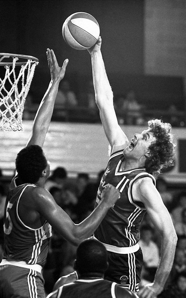 MU Basketball, by Wayne Paulo