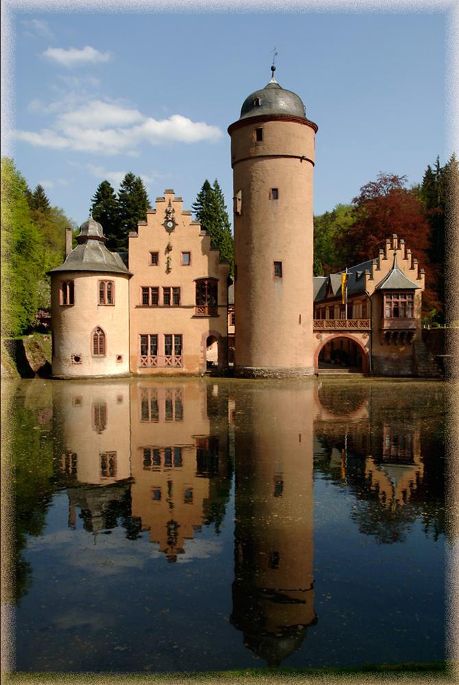Schloss Mespelbrunn, by Wayne Paulo