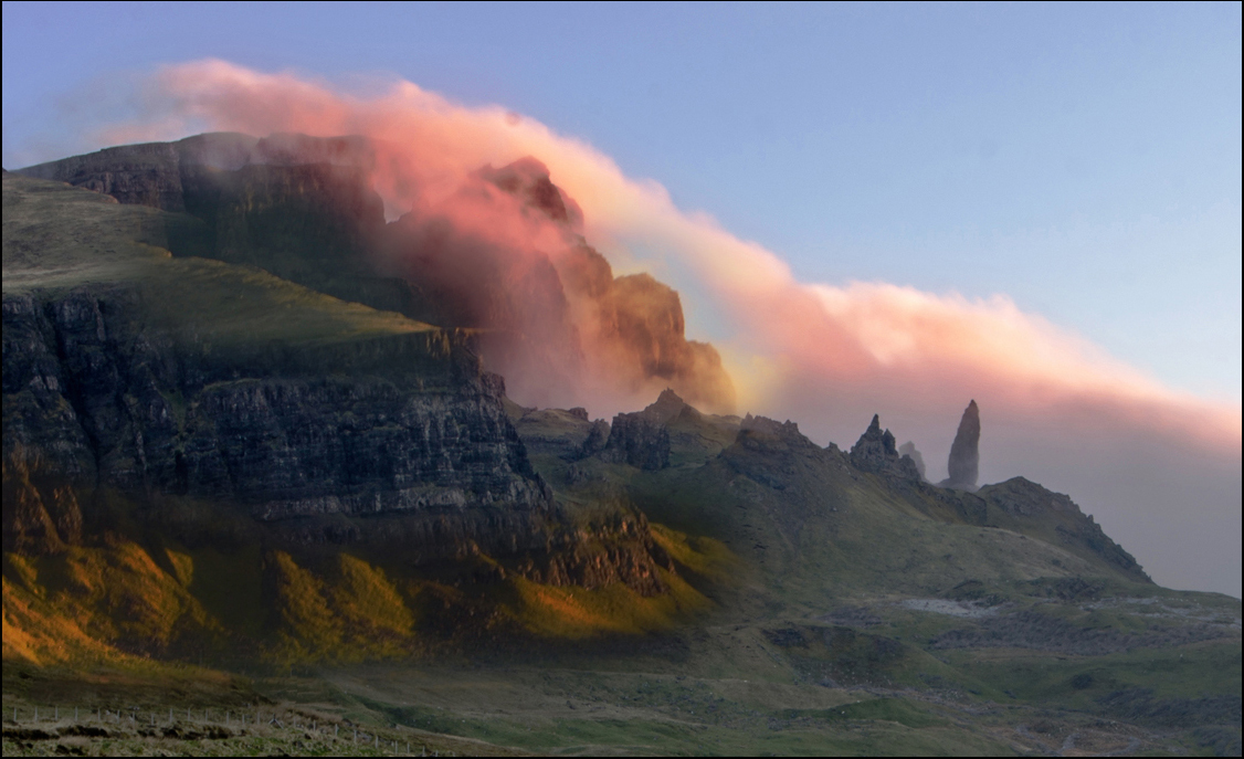 Old Man of Storr, Trottenish, Skye, by David Delmage